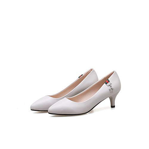 Compensées Sandales Inconnu MMS06345 Blanc 1TO9 Femme 4qnwBf7T