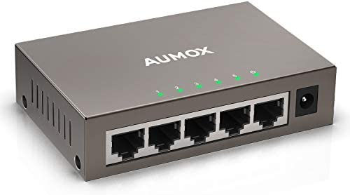 Aumox Ethernet Unmanaged Optimization Play%EF%BC%88AM SG205%EF%BC%89 product image