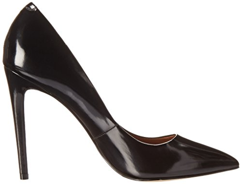 STEVE MADDEN PROTO - Zapatos de salon para mujer Black Leather