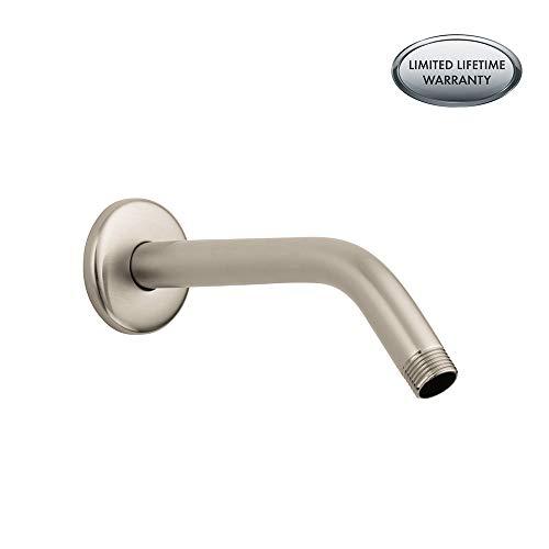 Hansgrohe 04186823 Standard Showeram, 9-Inch, Brushed Nickel