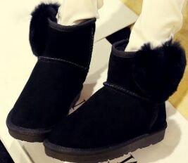 Women's Laruise Boots Women's Laruise Snow Black wYgEPTvq