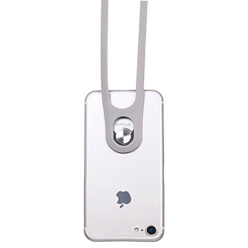 Cell Phone Lanyard Cell Phone Strap Cell Phone Holder Neck Detachable Retractable Breakaway Silicone