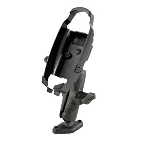 Flat Surface Drill Down Mount Holder Kit fits Magellan Sportrak ATV Color Map Marine Outdoor Pro & Topo (Pro Sportrak Marine)