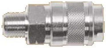 Pack Of 6 AIGNEP 3//8 Industrial Coupler X 1//2 Male Nptf 80131-08