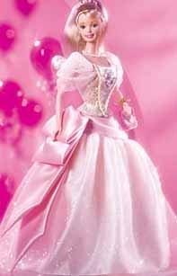 Mattel Barbie Birthday Wishes Collector Edition 1998 -