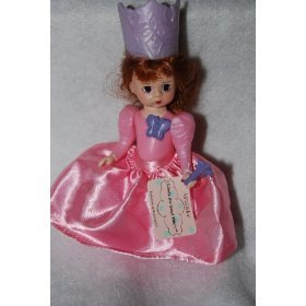 #2 GLINDA THE GOOD WITCH 2007 HAPPY MEAL Wizard of Oz MADAME ALEXANDER DOLL MCDONALD'S