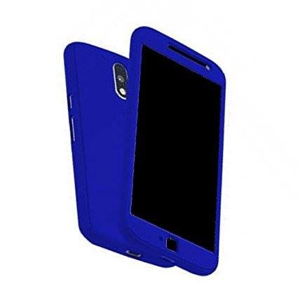 best service e06c6 b0fa0 MOTO X PLAY 360 Degree Full Body Protection Front & Back Case Cover ...