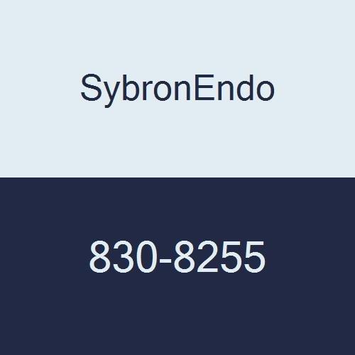 SybronEndo 830-8255 K3 NiTi Endo File, 0.8 mm Taper, Purple Taper, 25 Tip Size, Red Tip Color, Nickel-Titanium, 25 mm Length (Pack of 6)