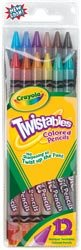 Bulk Buy Crayola Twistables Colored