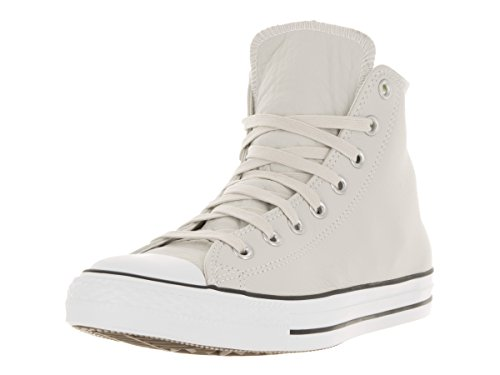 Converse Mens Unisex Kastar Taylor All Star Läder Hi Mode Sneaker Skor Buff / Shadow