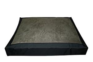 B00HWQYS8KA6G Casual Pet Products Rough Dog Bed, X-Large, Sage Green