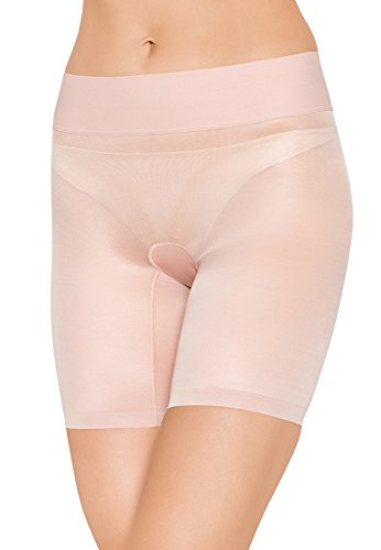 Wolford Sheer Touch Control Shorts - Mujer rosepowder