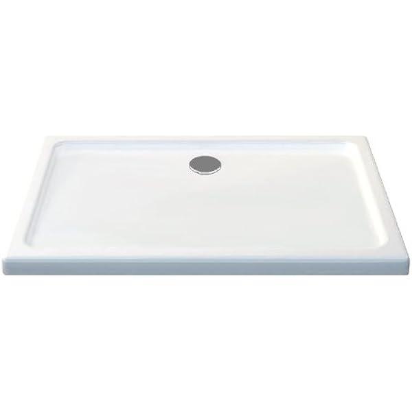 50 mm Plato de ducha 90 x 75 cm: Amazon.es: Bricolaje y herramientas