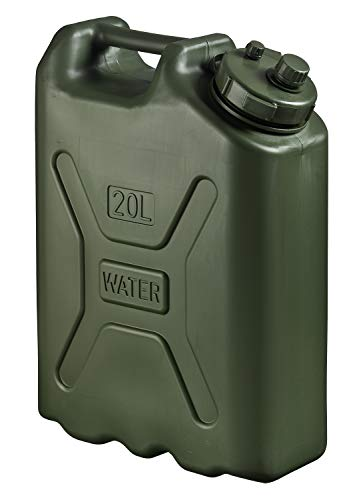 Scepter 5 Gallon True Military Water Container, Green