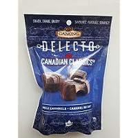 Delecto Canadian Classics Bites, Milk Caramels 182g.