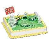 Girls Soccer Team Cake Kit