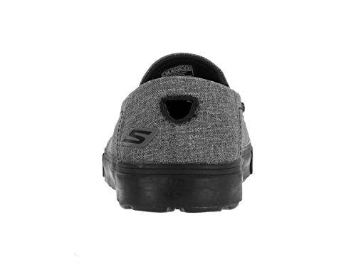 Skechers Go Vulc-divergen Caminar zapato Black