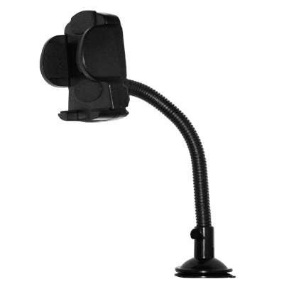 360 Degree Rotatable Car Windshield Holder Suction Mount with Air Vent Attatchment for Motorola Droid A855 / Samsung Moment M900 / Blackberry Storm 2 ()