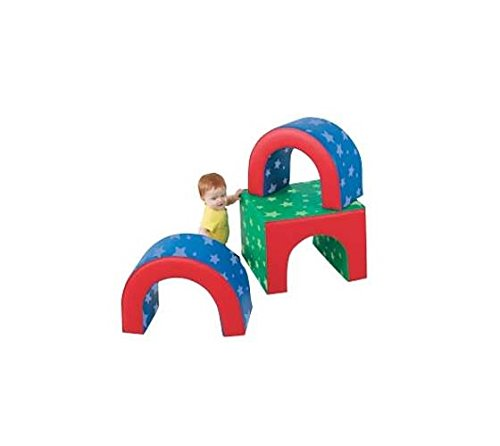 Children's Factory Tunnel Trilogy Climber by Children's Factory
