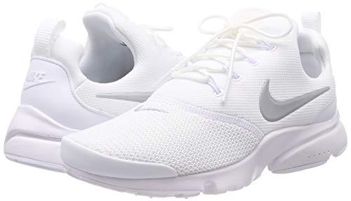 chrome Nike Da Fitness 001 Scarpe white metallic Gold Donna Bianco Presto Wmns volt Fly pwBpAgPq