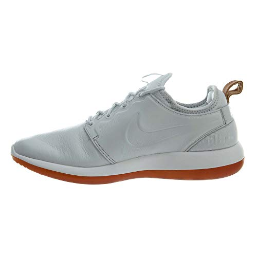 NIKE TWO PRM SCARPA 881987 UOMO 100 42 ROSHE LEATHER n7r5pgxnT