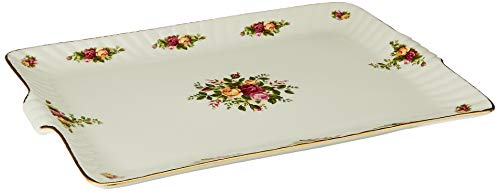 Royal Albert Old Country Roses 12.5-inch Fluted