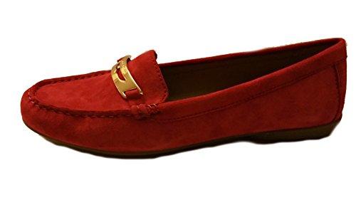 Entraîneur Olympia Suede Mocassins Chaussures 7,5 M