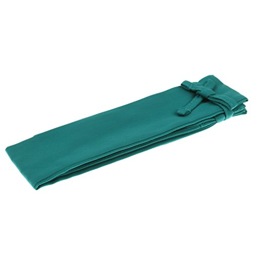 125cm soft cotton cloth fishing rod cover storage bag for Fishing pole sleeves