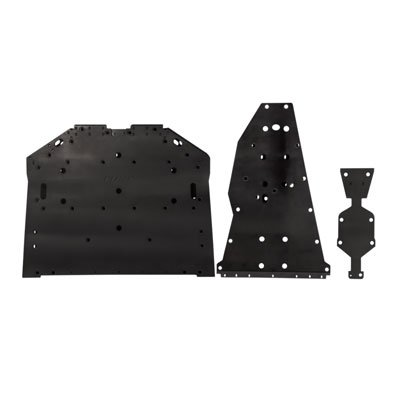 CAN-AM Maverick 2017-2018 Tusk QUIET GLIDE UHMW Heavy Duty 3/8'' Thick Skid Plate