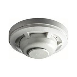 - System Sensor 5600 135 Degree  Fixed Temperature Rate-of-Rise, Single-Circuit Mechanical Heat Detector with Plain Housing