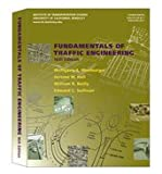 img - for Fundamentals of Traffic Engineering, 16th ed. book / textbook / text book
