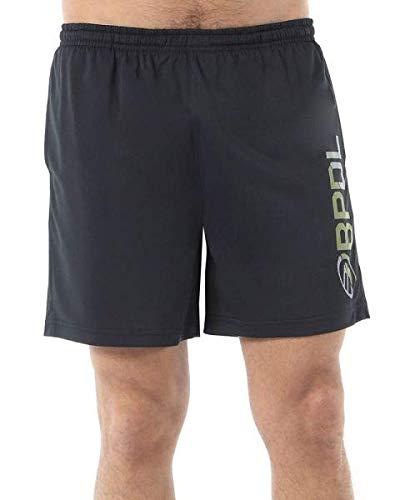 Bullpadel Pantalon Corto CEPEUS Negro: Amazon.es: Deportes y ...
