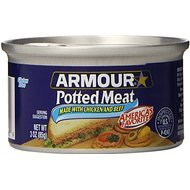 Armour Potted Meat, Chicken and Pork, 3 Ounce (Pack of 6)