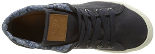Palladium - Zapatillas para mujer Azul - Blue (C61 Deep/Flower)
