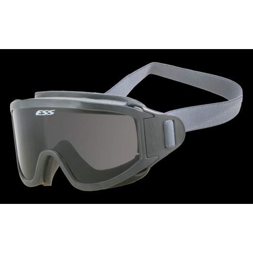 ESS Eyewear 740-0333 Gray US Navy/AF 100% UVA/UVB Protection Flight Deck Goggles by ESS