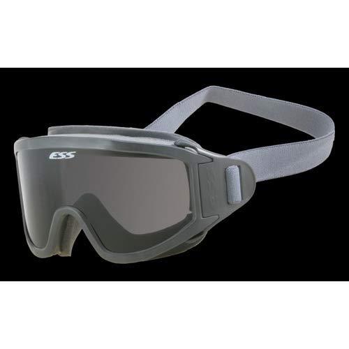 Navy Flight Deck - ESS Eyewear 740-0333 Gray US Navy/AF 100% UVA/UVB Protection Flight Deck Goggles