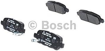 Original Bosch 4x Bremsbeläge Bremsbelagsatz hinten //// 0 986 494 016