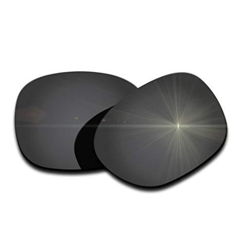 (Polarized Replacement Lenses for Oakley Garage Rock Sunglasses - Black )