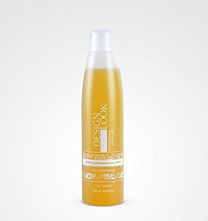 Aceite Anti-Manchas Tinte 250 ml - Desing Look: Amazon.es ...
