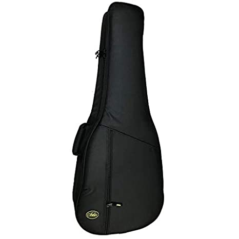 Funda para guitarra clásica con acolchado de 40mm, marca ...