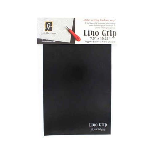Richeson Lino Grip 7.5 X 10.26 Box Of 24 by Jack Richeson