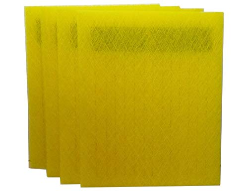 Clean Air Direct Micropower Guard Replacement Filter Pads 20 X 24 (4 Changes)