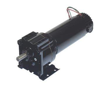 Bison Model 011-336-4019 Gear Motor 1/4 hp 94 RPM 90/130VDC ()