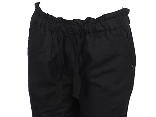 Lady Aline Cbk Lin Pantalon Pant Noir fA6nwqpS