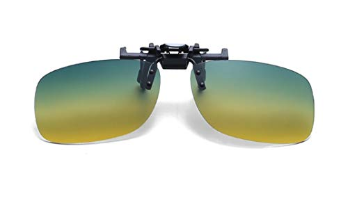 9 Color Unisexo conducción deporte Polarizado Clásico esquí y sol mujeres con de Gafas pesca para Hombres clip Reflejado wzTTqpaxnv