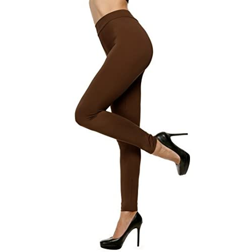 Top Etouji Women's Thin Stretch Waist Leggings Full Length Trousers Skinny Pencil Pants free shipping