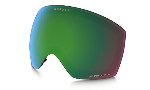 Oakley Flight Deck Snow Goggle Replacement Lens Prizm Jade - Jade Oakley Lenses Iridium