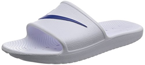 de Zapatos 100 Playa para Hombre Kawa Blanco Blue Shower White Piscina Moon y Nike E1OtqwxR