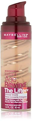 Maybelline New York Instant Age Rewind The Lifter Makeup, 1 Fluid Ounce