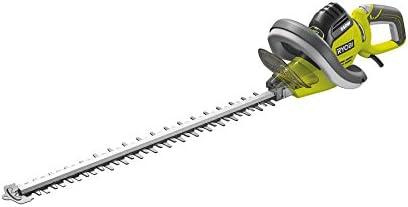 Ryobi RHT5555RS RHT5555RS-Cortasetos (espada de 55 cm, capacidad de corte 26 mm, 550 W, 230 V, Multicolor